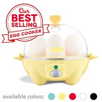 6 Egg Capacity Dash Rapid Electric Egg Cooker (Various Colors)