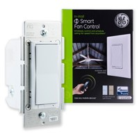 GE Enbrighten Z-Wave Plus Smart Fan Control