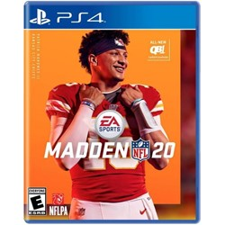 Madden NFL 20 (Playstation 4 or
