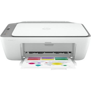 HP DeskJet 2725 Wireless All-In-One Instant Ink Ready Inkjet Printer - White