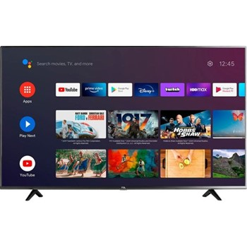 TCL 75-Inch Class 4 Series LED 4K UHD Smart Android TV