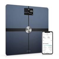 Withings Body+ Smart Body Composition Wi-Fi Digital Scale with smartphone app