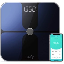 eufy Smart Scale with Bluetooth, Body Fat Scale, Wireless Digital Bathroom Scale