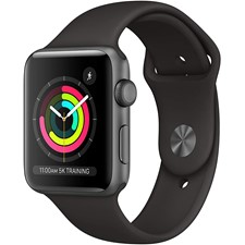 Apple Watch Series 3 GPS Smartwatches 38mm $120 or 42mm $150