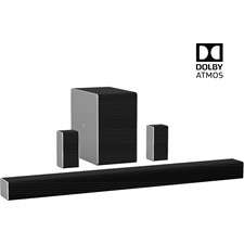 VIZIO 5.1.2 Channel Soundbar with 6-Inch Wireless Subwoofer and Dolby Atmos