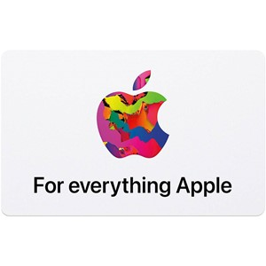 $100 Apple eGift Card (Email Delivery)