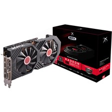 XFX AMD Radeon RX 580 GTS Black Edition 8GB GDDR5 PCI Express 3.0 Graphics Card