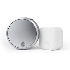 August Smart Lock Pro (3rd Gen) + Connect Hub
