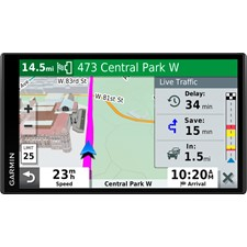 Garmin DriveSmart 65 & Traffic 6.95-Inch GPS with Built-In Bluetooth